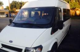Ford Transit 2.4TDI